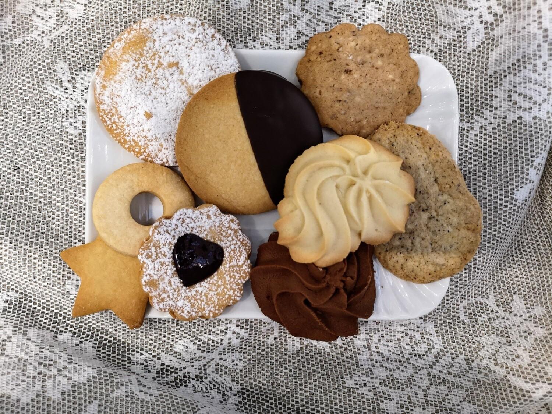 Cabaret biscotti da colazione assortiti