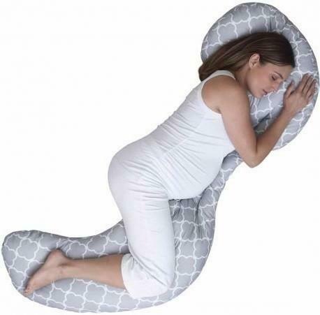 Boppy Total Body Pregnancy Pillow