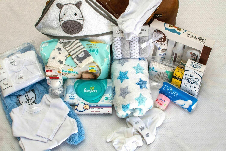 Newborn Baby Box - Combo 2