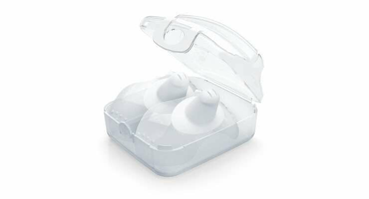 Chicco Skin-to-Skin Nipple Shields