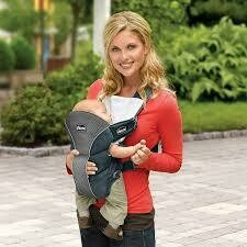 Chicco Ultra Soft 2-in-1 Baby Carrier