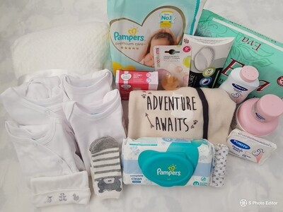 Mixed Essentials Mommy & Baby Box - Combo 5