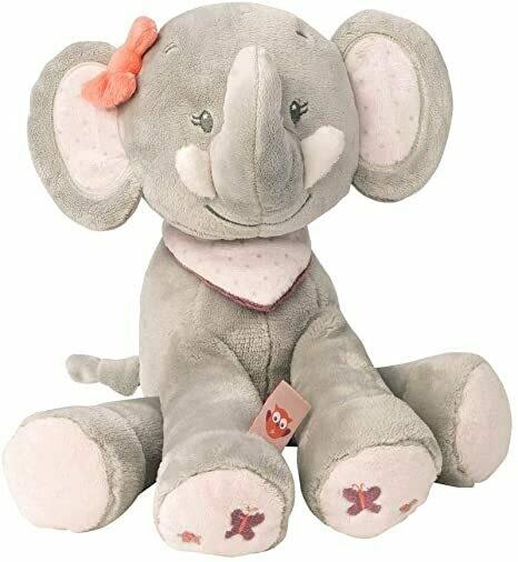 Nattou Cuddly Adele the Elephant