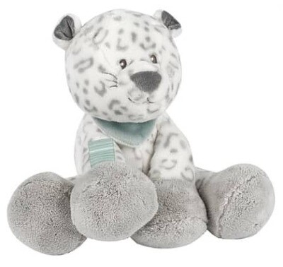 Nattou Cuddly Snow Leopard Lea