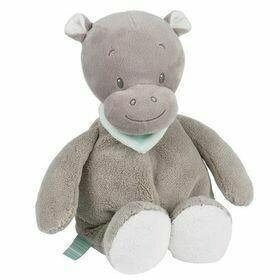 Nattou Cuddly Hippo Hippolyte