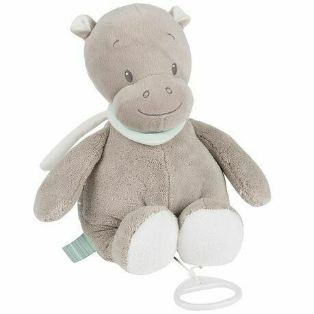 Nattou Musical Hippo Hippolyte