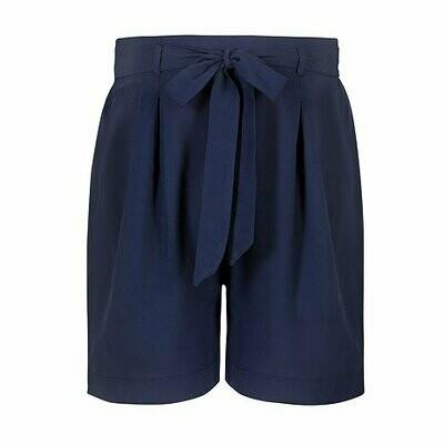 Navy Blue Maternity Shorts