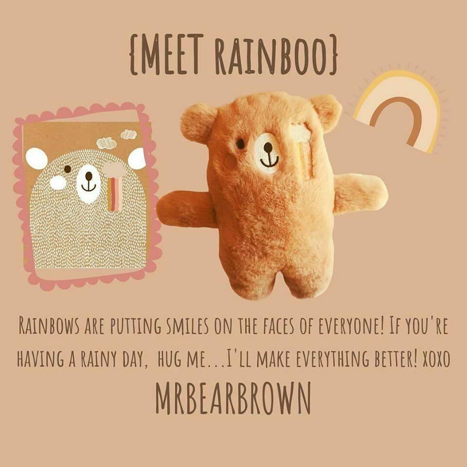 MrBearBrown in Gift Box - RAINBOO