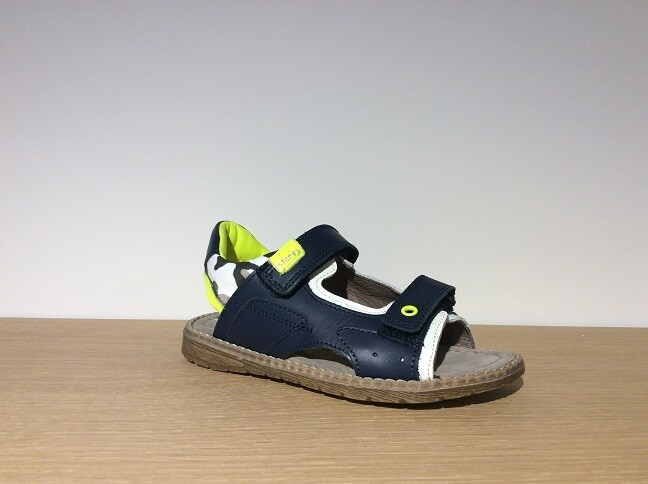 Denos Navy+yellow fluo