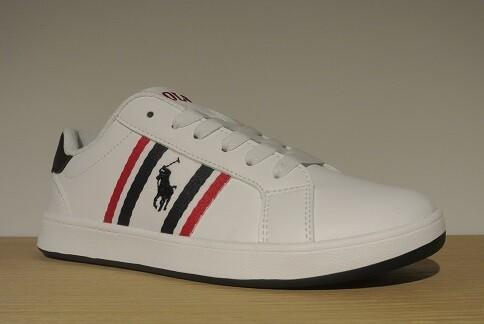 Ralph Lauren jongensschoenen Oaklynn white