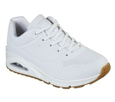 Skechers meisjesschoenen jongensschoenen vrije tijd Air White