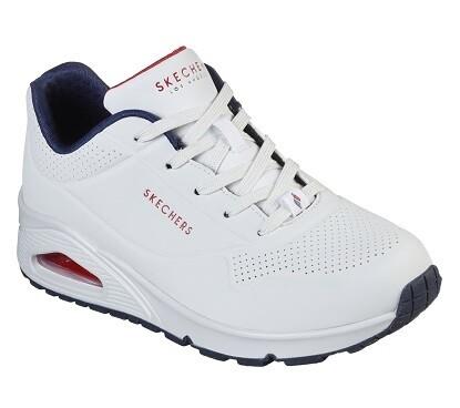 Skechers meisjesschoenen jongensschoenen vrije tijd Air White red