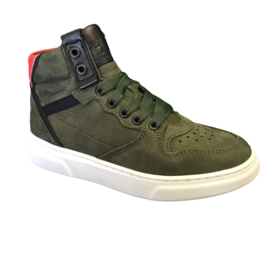 Hip jongensschoenen green
