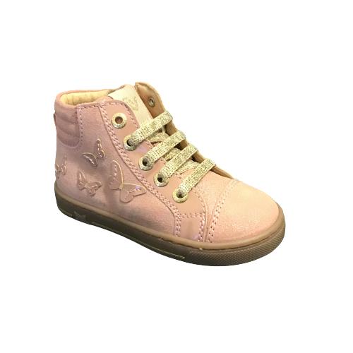 Lunella meisjesschoenen rosa antico