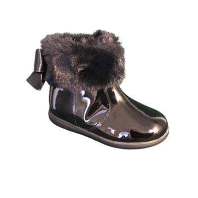Landos laarzen kort negro