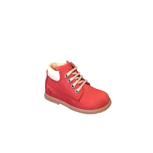 Lunella meisjeschoenen jongensschoenen rosso