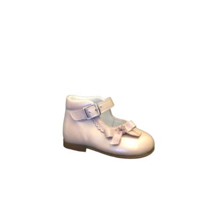 Landos meisjesschoenen ballerina perla nude