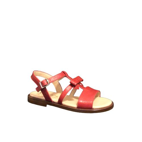 landos sandaal meisjes rojo