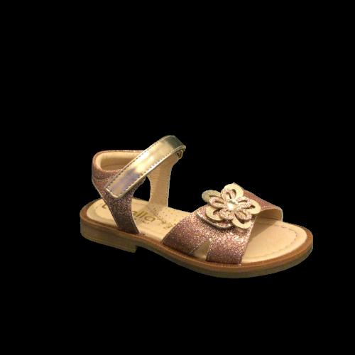 lunella sandalen meisjes cipria