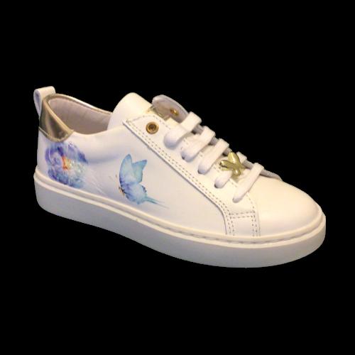Bana&Co meisjesschoenen zomer bianco