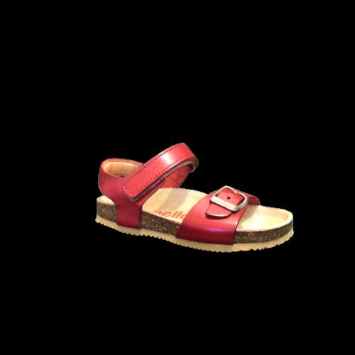 Lunella sandalen jongens meisjes rosso