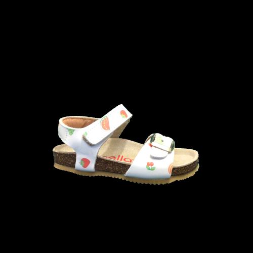 Lunella sandalen meisjes bianco