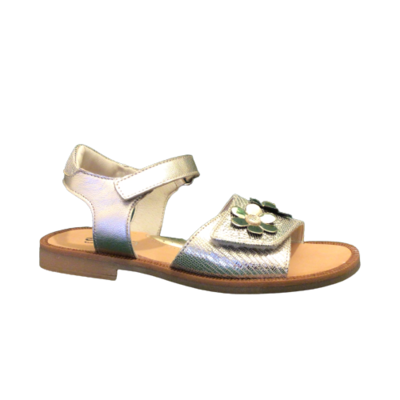 Luca sandalen meisjes platino