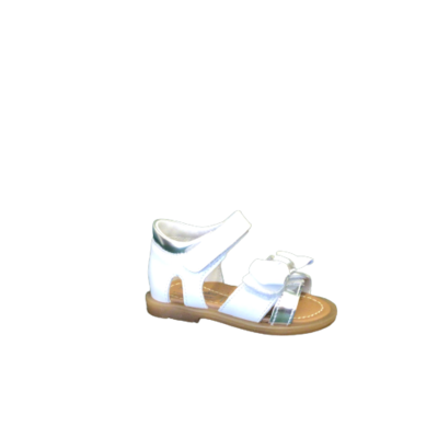 NeroGiardini sandalen meisjes bianco+argento