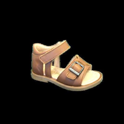 Lunella sandalen jongens meisje cognac