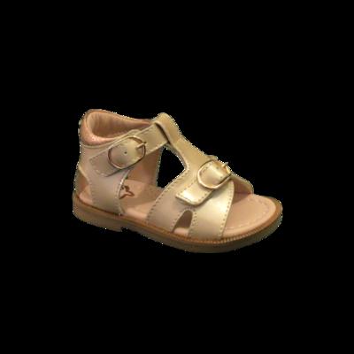 Stones and Bones sandalen meisjes Meue lack perl nude