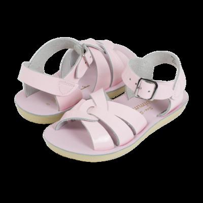 Salt Water sandalen meisjes surfer pink