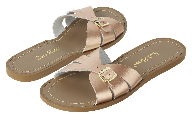 Salt water sandalen meisjes Slides rose gold