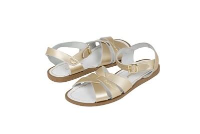 Salt Water sandalen meisjes original gold