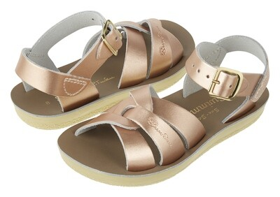 Salt Water sandalen meisjes Swimmer rose gold