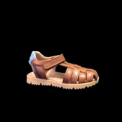 Bana&Co sandalen jongens cuoio
