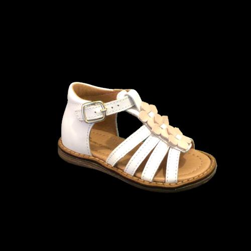 Romagnoli sandalen meisjes bianco