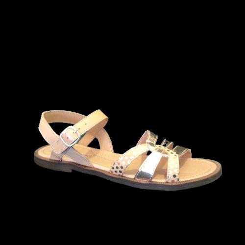 Romagnoli sandalen meisjes cipria