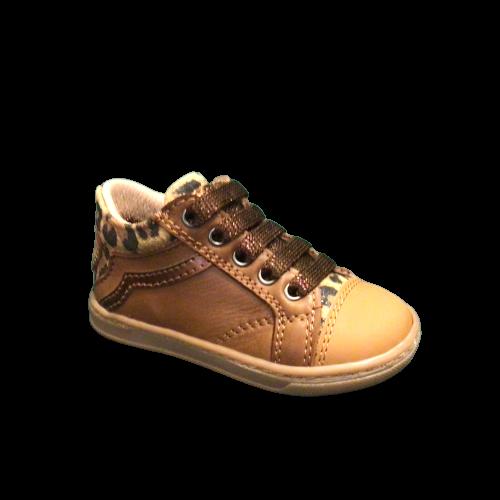 Bana&Co meisjesschoenen carmello/leopard
