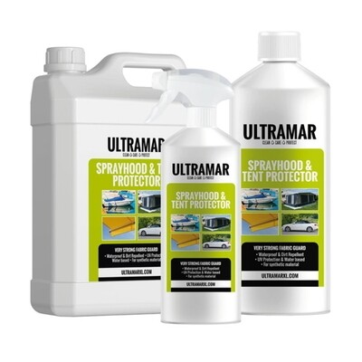 Ultramar Sprayhood & Tent Protector 500 ml