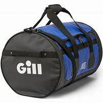 Gill Tarp Barrel Zeiltas 60L Blauw