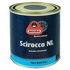 Scirocco NL Black