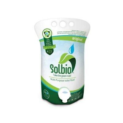 Solbio Original tank en toiletvloeistof