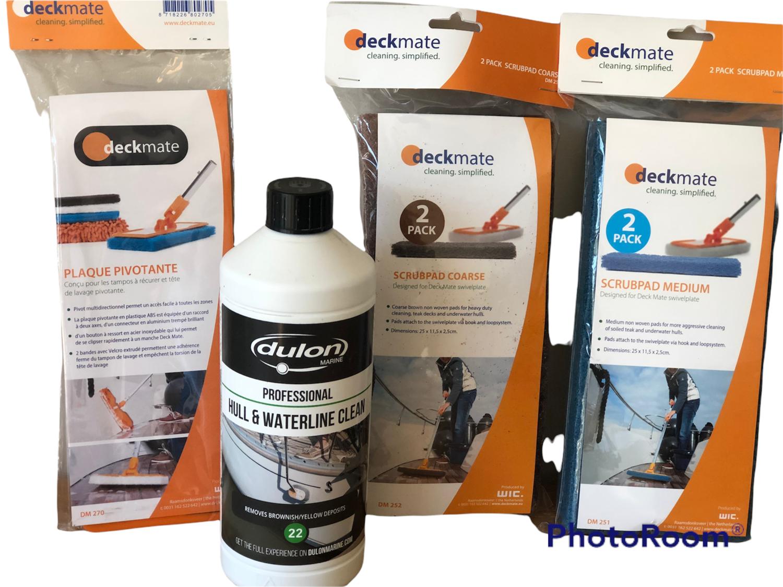 Dulon & Deckmate pakket deal 4