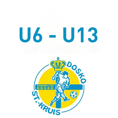 Lidgeld U6 - U13: Kies trainingspak of regenjas of sporttas