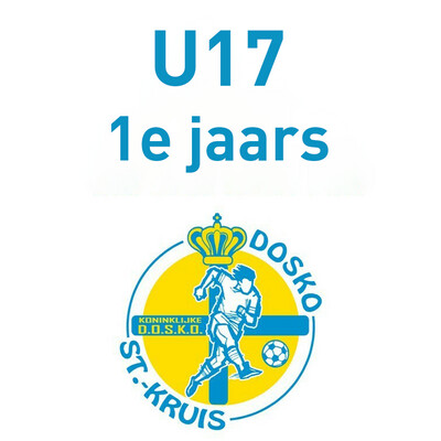 Lidgeld U17 1e jaars + wedstrijdbroek & 2 paar kousen + opwarmingstruitje