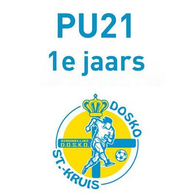 Lidgeld PU21 1e jaars + polo en sportzak