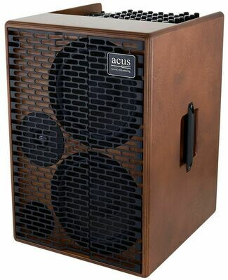 ACUS One for string AD WOOD