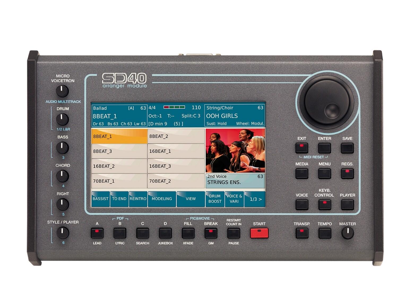 Ketron SD40 Swiss Edition