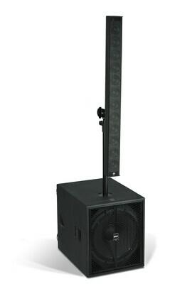 K6nd KIT, Loudspeakers system