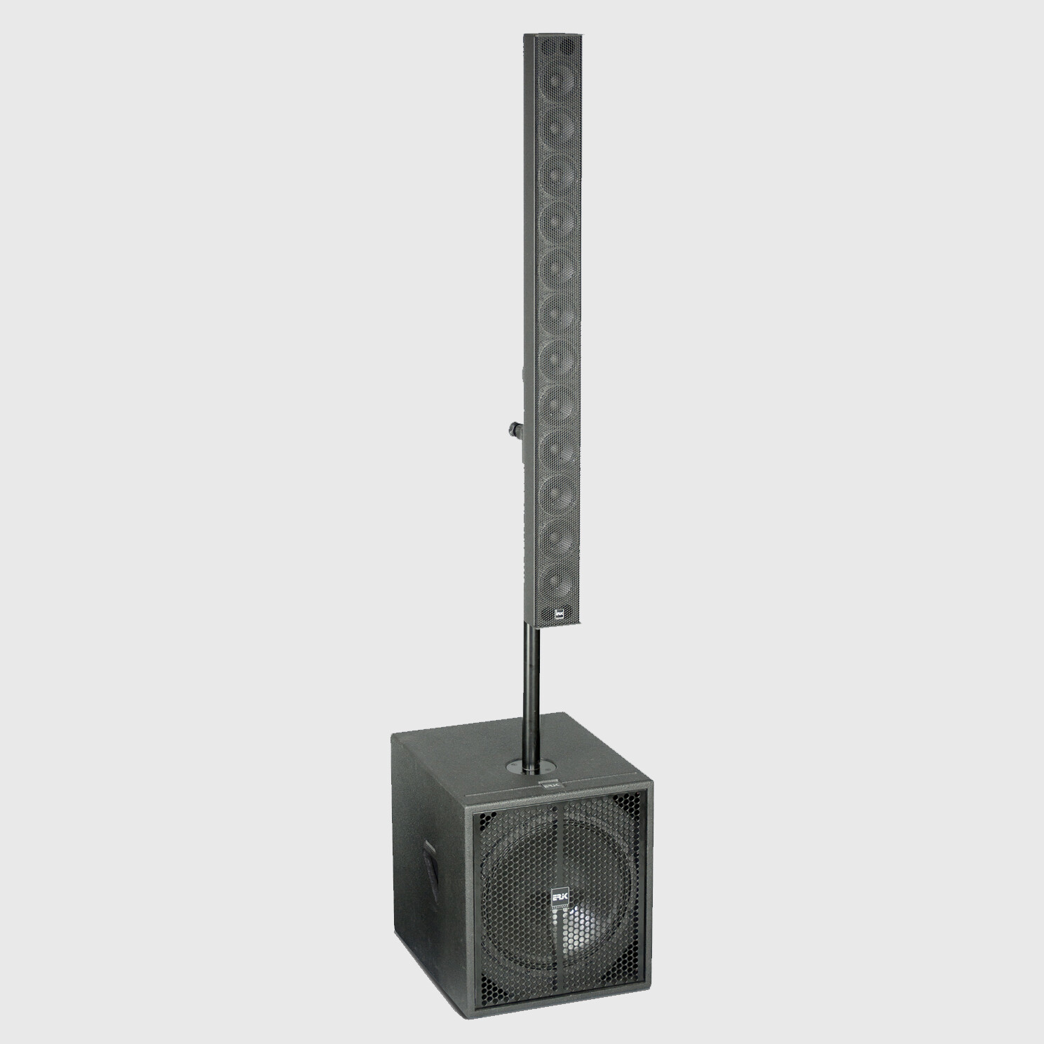 ERJK K4 m KIT, Loudspeakers system with 2 modules